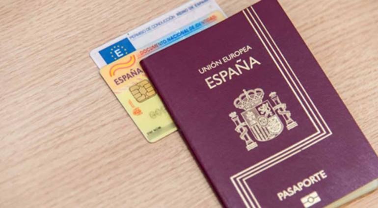 nacionalidad española residencia